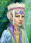Королева Илиана