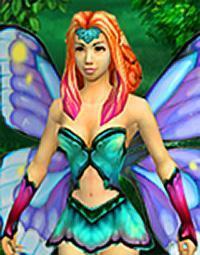 Озёрная фея