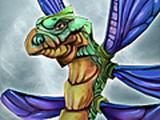 Озёрный дракончик