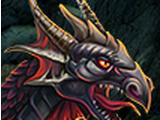 Дракон Онкологон Чёрный