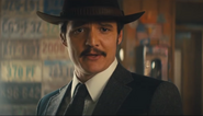 Whiskey -- Pedro Pascal