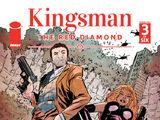 Kingsman: The Red Diamond Vol. 3