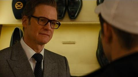 "Kingsman The Secret Service - ""Weapons Cache"" Clip"