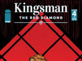 Kingsman: The Red Diamond Vol. 4
