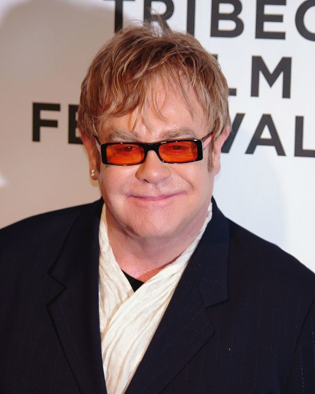 Elton John (Fictional Version)
