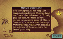 King's Questions