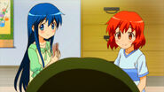Ayaya & Youko Feel A Winner In Card Game After Shino Reach The limit