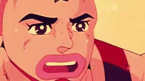 Kinnikuman's theme - Miraculous Comeback Fighter (With Subtitles)