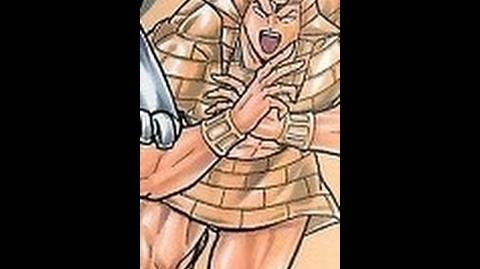 ミスターカーメン ファラオの呪い Mr. Khamen The Pharaoh's Curse Mr