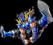 Kevin Mask jump