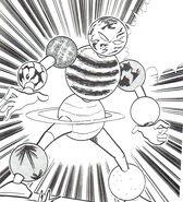 Planetman manga
