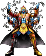 Ashuraman cosplay