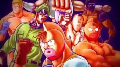 Kinnikuman Nisei - Hustle muscle (With subtitles)