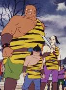 Cobra brothers-anime