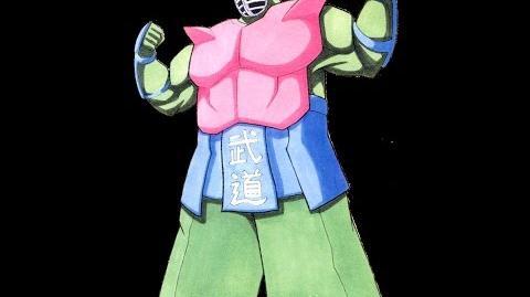覆面の狩人-ビッグ・ザ・武道(ビッグ・ザ・ブドー)Big the budo-Mask Hunter- El Grandioso Budo El Cazador de Mascaras