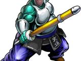 Big the Budo (Neptune King)