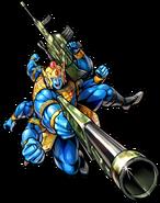 Ashuraman guns