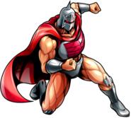 Kin robin cape