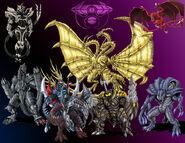 Godzilla neo aliens faction by godzillarulz-d3h356u