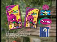 Barney-Happy,Mad,Silly,SadVHS&DVDTrailer