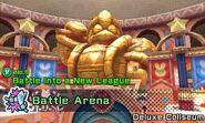 KBR Battle Arena Statue