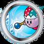 Releccionista como Kirby Espejo