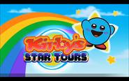 Kirby's Star Tours
