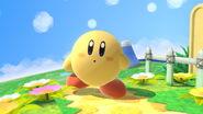 SSBUl Yellow Kirby
