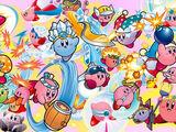 Liste des capacités de Kirby