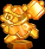 8-Bit Dedede Statue KDCSE
