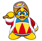 Play Nintendo King Dedede artwork