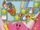 Kirby's Super Star Stacker