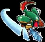 KNiDL Blade Knight artwork