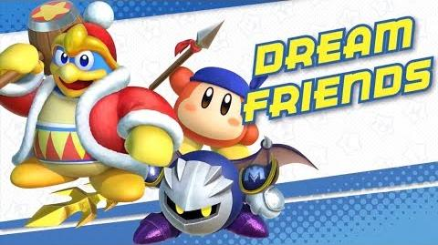 Kirby Star Allies Dream Friends Trailer Nintendo Direct 2018