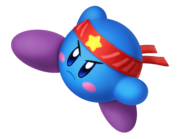 KFD Blue Kirby artwork