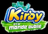 KirbyetleMondeOublié Logo