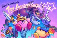 Anniversaire Super Kirby Clash