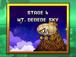 Mt. Dedede Sky
