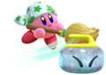 KSA Cleaning Kirby and curling stone Artwork