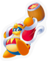 SSBB King Dedede sticker 3