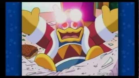 "Kirby Anime Hoshi no Kaabii - Folge 55 - ""König Dedede ist nett?"" deutsch german"