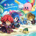 Star Allies 3rd Anniversary
