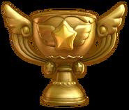KDCol Trophy artwork gold