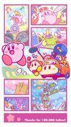 Kirby Twitter Artwork