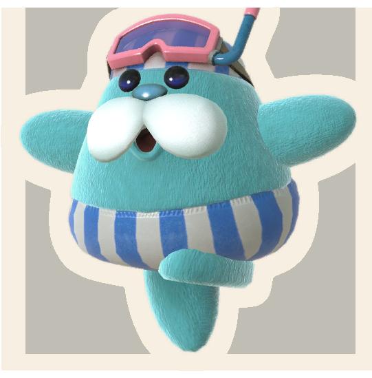 Mr. Floaty