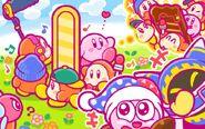 Kirby 25th Anniversary artwork 19