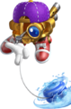 Gim Kirby Star Allies Artwork