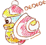 Kingdededescribble