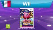 Rare Pub FR, Spot-TV Kirby's Adventure Wii - Nintendo 2011