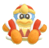 KEY King Dedede sprite